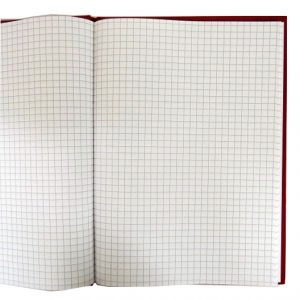 A4 Ormond 7mm Square Lined Exercise Notebook