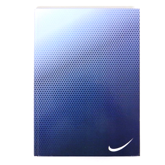 A4 Premier Curve Writing Notebook - Blue