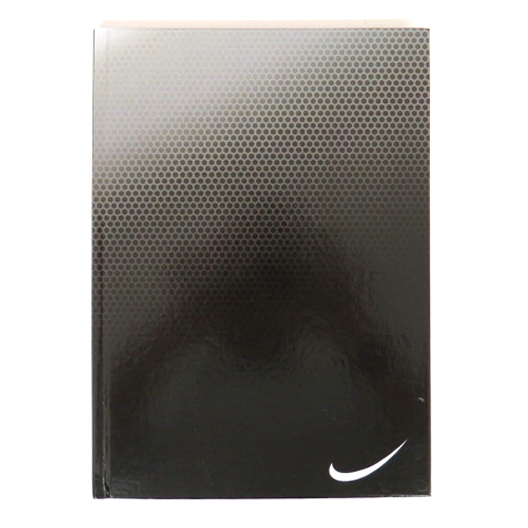 A4 Premier Curve Writing Notebook - Black