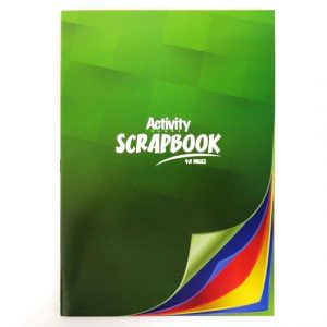 A4 Premier Activity Scrapbook, 48 Pages