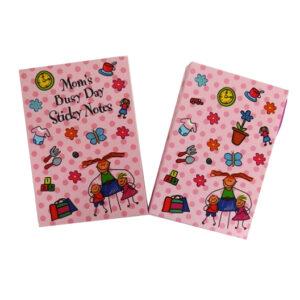 Stylish Sticky Notes Folder - Moms Busy Day