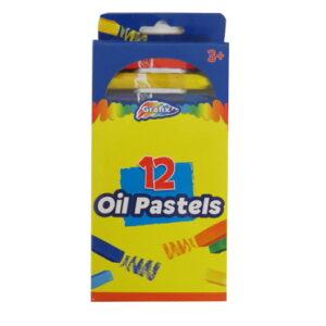 Grafix Oil Pastels