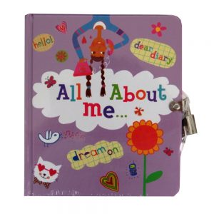 Secret Diary, Hardcover - All About Me