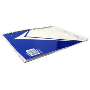 Nuco A4 Wirebound Everyday Notebook