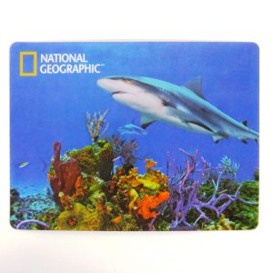 National Geographic Super 3D Moving Postcard, Shark