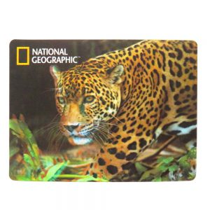 National Geographic Super 3D Moving Postcard, Jaguar