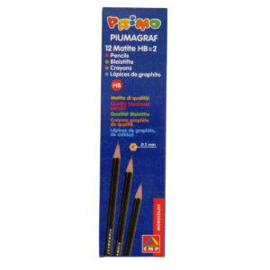 Primo Italy Quality HB Black Lead Pencils 2