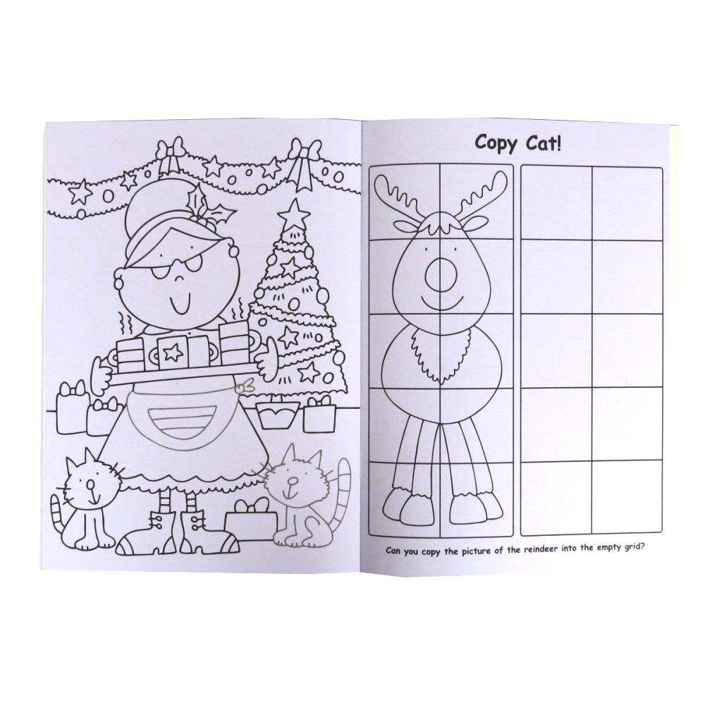 My Christmas Sticker Book