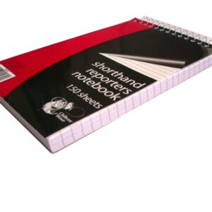filp style reporters notebook