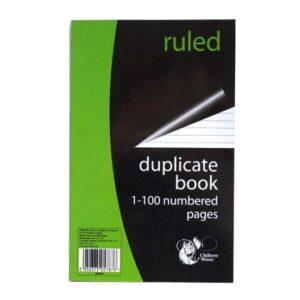 Office Duplicate Book