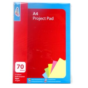 A4 Project Pad