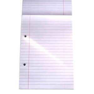 A5 Notepad 300 Pages Open 4