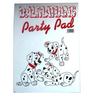 Dalmatians Large Drawing and Sketching Pad