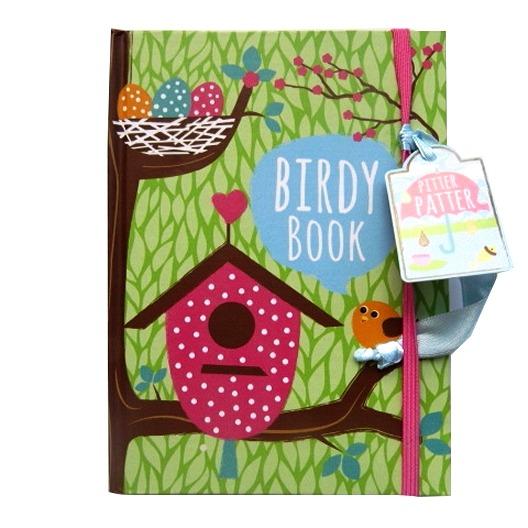 A6+ Casebound Notebook - Birdy Book Design