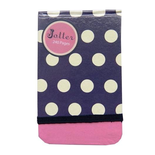 Jotter Notebook Polka Dot