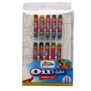 Oil Pastel Starter Set