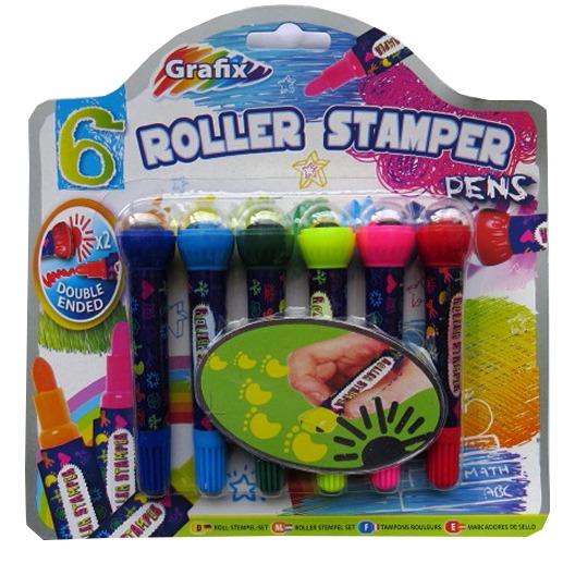 Children's Roller Stamper Pens