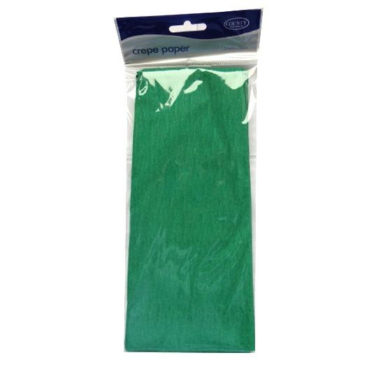 Crepe Paper - Dark Green - 1.5M x 50cm