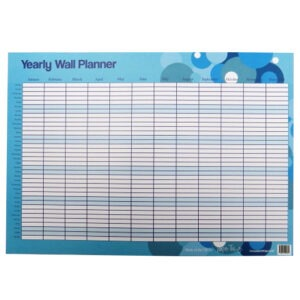 A3 Yearly Wall Planner