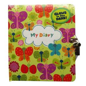 Secret Diary, Hardcover - Butterflies