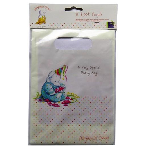 Humphreys Loot Party Bags