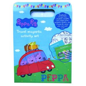 Peppa Pig Travel Magnetic Activity Set